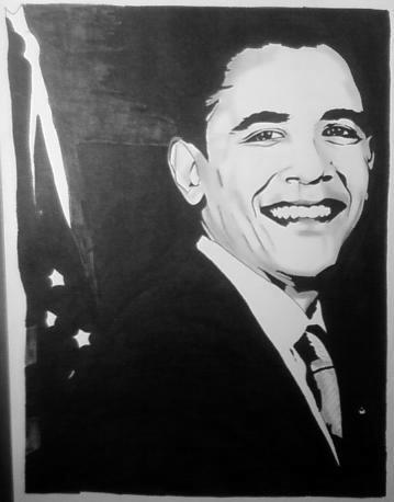 Barack Obama by bilou6203